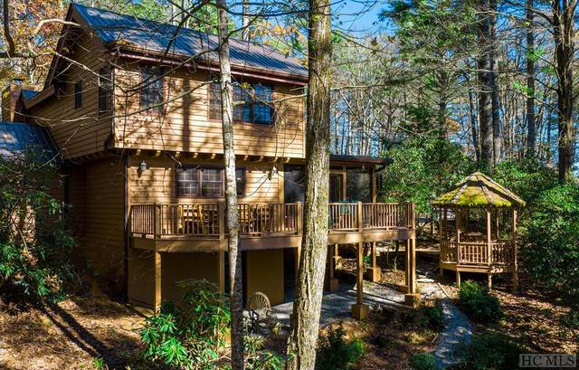 112 Dolly Lane, Highlands, NC 28741 (MLS #95284) :: Berkshire Hathaway HomeServices Meadows Mountain Realty