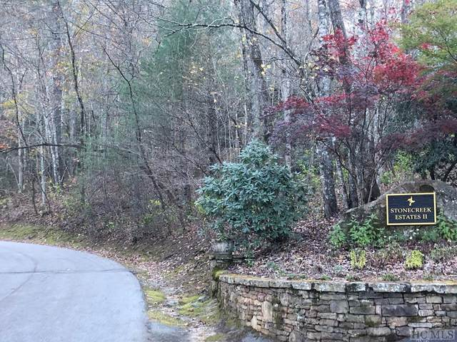 Lot 18 Country Club Estates Drive, Sapphire, NC 28717 (MLS #95299) :: Berkshire Hathaway HomeServices Meadows Mountain Realty