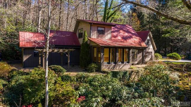 511 Owen Mountain Road, Glenville, NC 28736 (MLS #95301) :: Pat Allen Realty Group