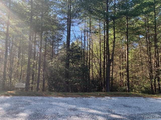 G25 Bailey Lane, Sapphire, NC 28774 (MLS #95309) :: Berkshire Hathaway HomeServices Meadows Mountain Realty