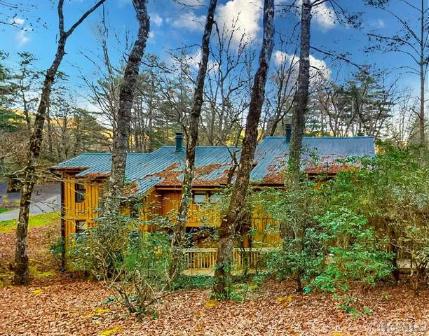 15 UnitB Lonely Mountain Drive B, Sapphire, NC 28774 (MLS #95319) :: Pat Allen Realty Group