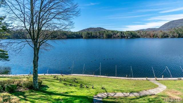 68 Toxaway Point #6, Lake Toxaway, NC 28747 (MLS #95323) :: Berkshire Hathaway HomeServices Meadows Mountain Realty