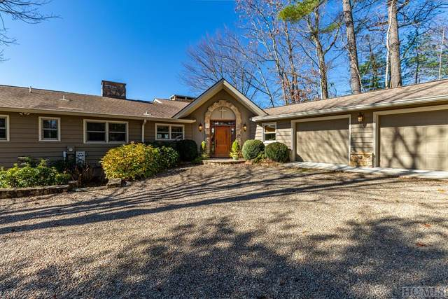 444 Old Orchard Road, Highlands, NC 28741 (MLS #95327) :: Pat Allen Realty Group