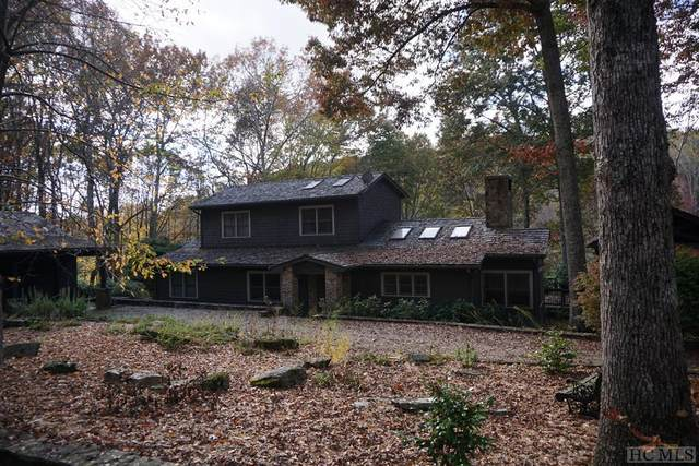 105 Hickory Ridge Road, Scaly Mountain, NC 28775 (MLS #95334) :: Pat Allen Realty Group