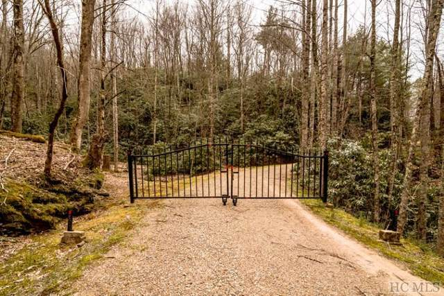 Tract A Buck Top Road, Franklin, NC 28734 (MLS #95342) :: Pat Allen Realty Group