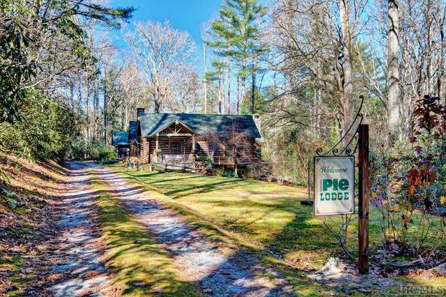 933 Arnold Road, Highlands, NC 28741 (MLS #95359) :: Berkshire Hathaway HomeServices Meadows Mountain Realty