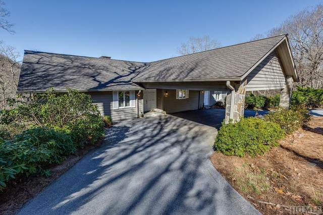 291 Hill Road, Highlands, NC 28741 (MLS #95362) :: Berkshire Hathaway HomeServices Meadows Mountain Realty