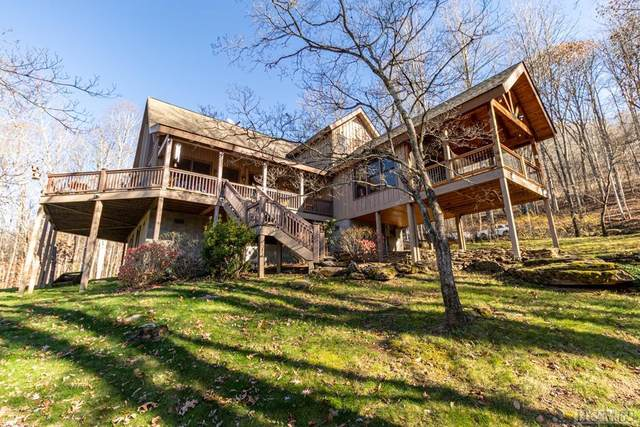 8442 Hwy 107N, Glenville, NC 28736 (MLS #95363) :: Berkshire Hathaway HomeServices Meadows Mountain Realty