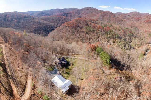 8442 Hwy 107N, Glenville, NC 28736 (MLS #95370) :: Berkshire Hathaway HomeServices Meadows Mountain Realty