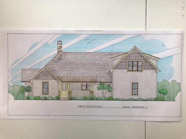 tbd Upper Whitewater Road, Sapphire, NC 28774 (MLS #95381) :: Pat Allen Realty Group