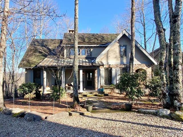 62 Bowline Court, Cashiers, NC 28717 (MLS #95388) :: Pat Allen Realty Group
