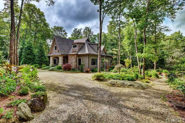 159 Falling Waters Drive, Highlands, NC 28741 (MLS #95425) :: Berkshire Hathaway HomeServices Meadows Mountain Realty