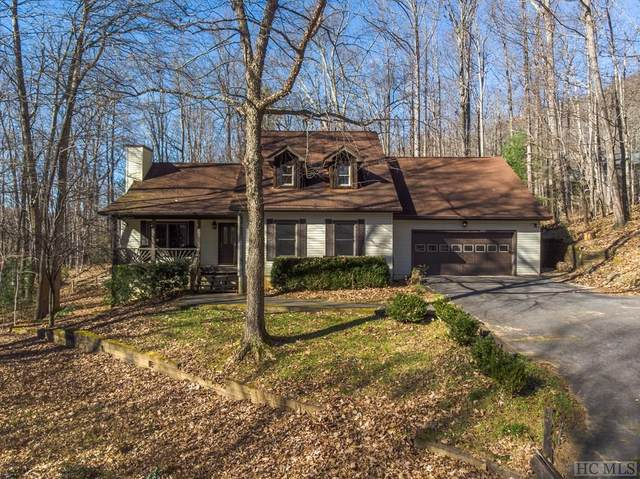 1376 Black Oak Drive, Sapphire, NC 28774 (MLS #95436) :: Berkshire Hathaway HomeServices Meadows Mountain Realty