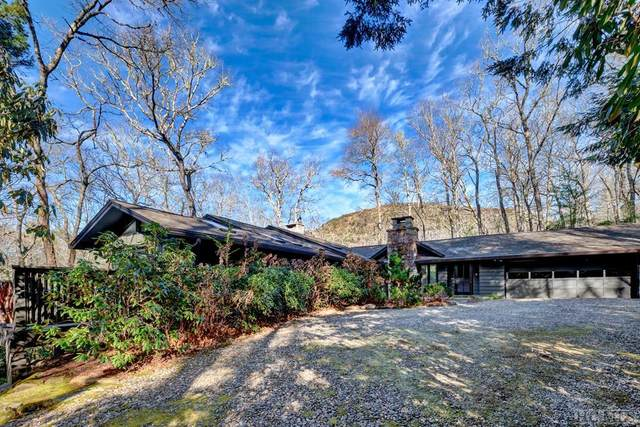 400 Old Toll Road, Highlands, NC 28741 (MLS #95439) :: Pat Allen Realty Group