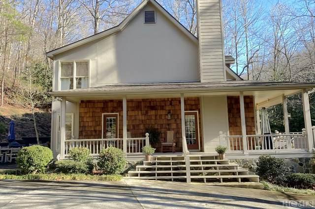 85 Bald Mountain Road, Sky Valley, GA 30537 (MLS #95447) :: Pat Allen Realty Group