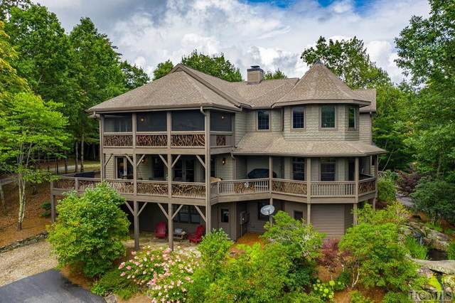 480 Hawk Mountain Road, Lake Toxaway, NC 28747 (MLS #95497) :: Berkshire Hathaway HomeServices Meadows Mountain Realty