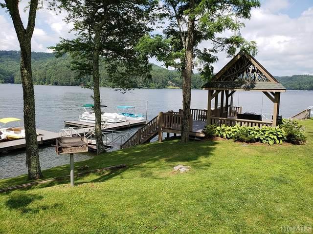 86 Vandora Lane, Glenville, NC 23736 (MLS #95513) :: Berkshire Hathaway HomeServices Meadows Mountain Realty