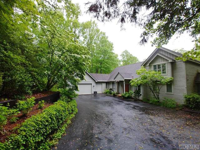 174 Rhododendron Run, Sapphire, NC 28774 (MLS #95515) :: Berkshire Hathaway HomeServices Meadows Mountain Realty
