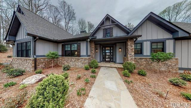 102 Crippled Oak Trail, Glenville, NC 28736 (MLS #95527) :: Berkshire Hathaway HomeServices Meadows Mountain Realty