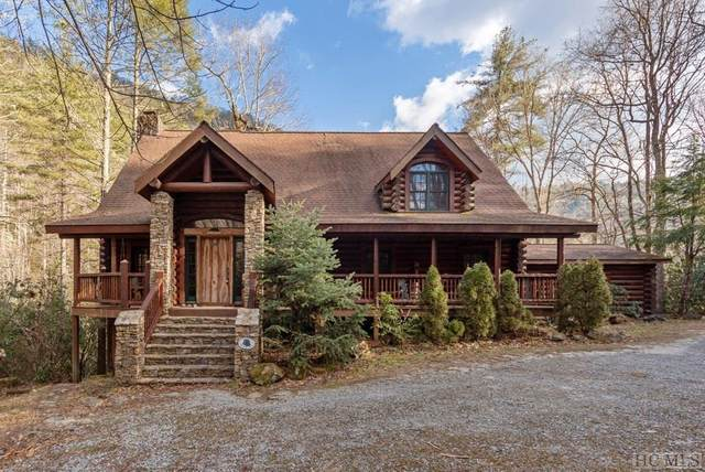 1464 Spring Valley Road, Cashiers, NC 28717 (MLS #95534) :: Pat Allen Realty Group