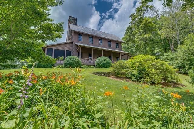 1461 Retreat Lane, Highlands, NC 28741 (MLS #95568) :: Pat Allen Realty Group