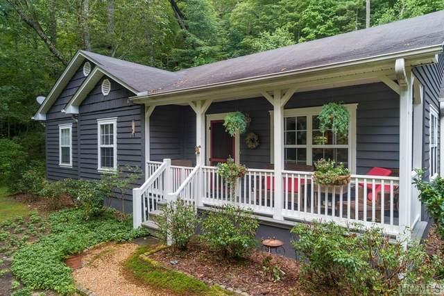 608 Holt Road, Highlands, NC 28741 (MLS #95573) :: Pat Allen Realty Group