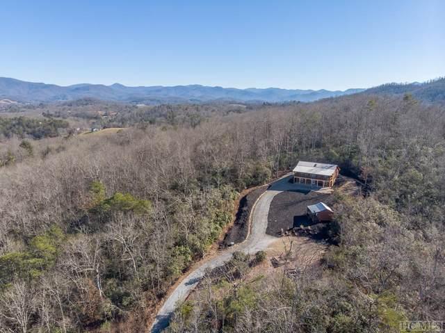 82 Iotla View Drive, Franklin, NC 28734 (MLS #95583) :: Pat Allen Realty Group