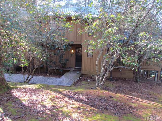 72 Chatterbox Way E, Sapphire, NC 28774 (MLS #95586) :: Berkshire Hathaway HomeServices Meadows Mountain Realty