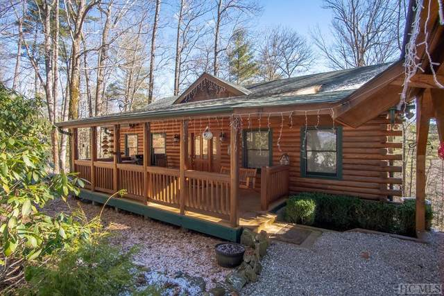 2763 Upper Whitewater Road, Sapphire, NC 28774 (MLS #95592) :: Berkshire Hathaway HomeServices Meadows Mountain Realty