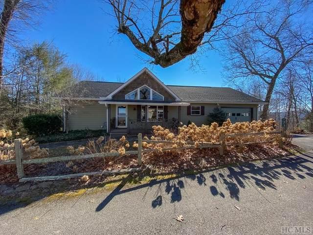 2379 Ridgepole Drive, Sky Valley, GA 30537 (MLS #95597) :: Berkshire Hathaway HomeServices Meadows Mountain Realty