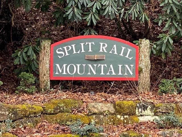 10 Split Rail, Cashiers, NC 28717 (MLS #95607) :: Berkshire Hathaway HomeServices Meadows Mountain Realty