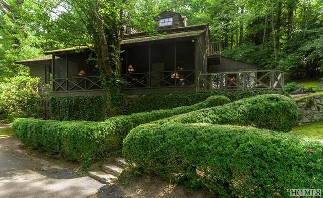960 Hudson Road, Highlands, NC 28741 (MLS #95625) :: Berkshire Hathaway HomeServices Meadows Mountain Realty