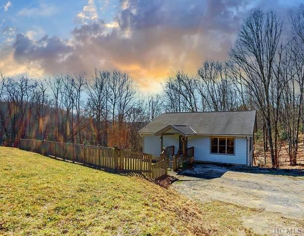 230 Charleys Creek Road, Tuckasegee, NC 28783 (MLS #95657) :: Berkshire Hathaway HomeServices Meadows Mountain Realty