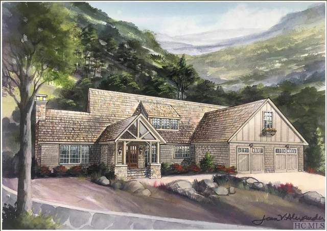 TBD Birchwood Drive #0, Highlands, NC 28741 (MLS #95664) :: Berkshire Hathaway HomeServices Meadows Mountain Realty