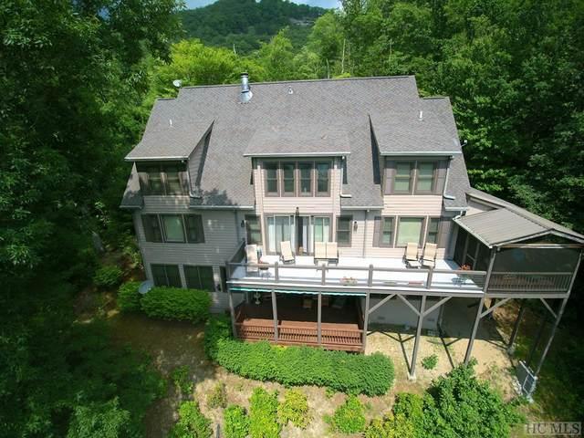 108 Von Trapp Lane, Tuckasegee, NC 28783 (MLS #95677) :: Berkshire Hathaway HomeServices Meadows Mountain Realty