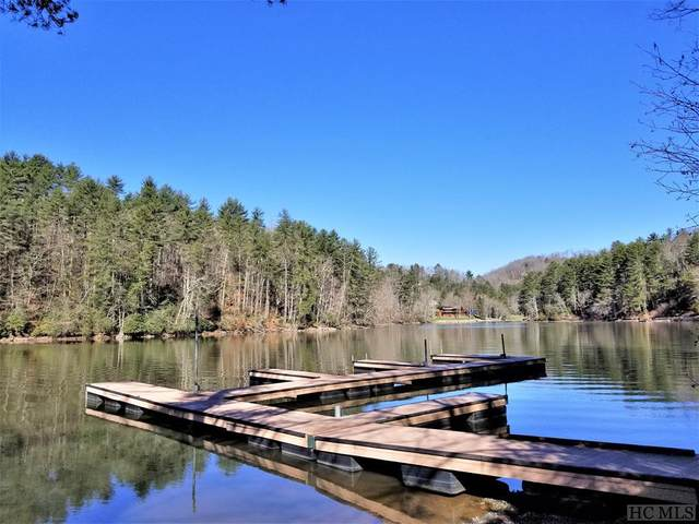 Lot 12 Channel View Drive, Cullowhee, NC 28723 (MLS #95684) :: Pat Allen Realty Group