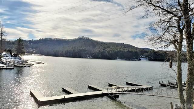 Slip H Hwy 107N, Glenville, NC 28736 (MLS #95686) :: Berkshire Hathaway HomeServices Meadows Mountain Realty