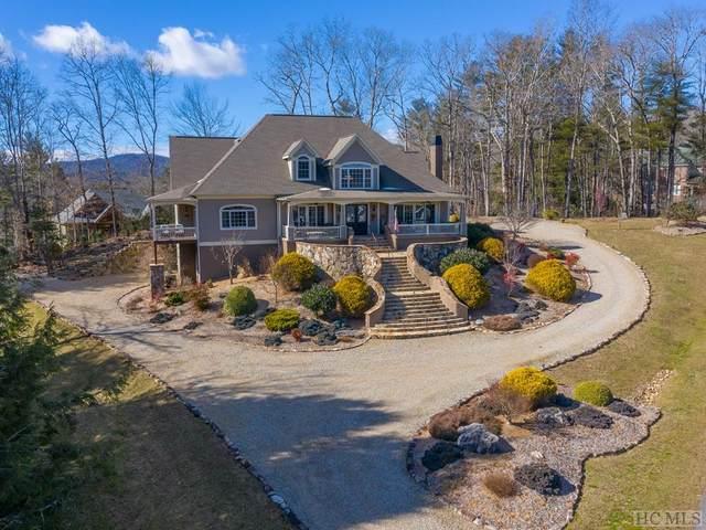 295 Southampton Road, Brevard, NC 28712 (MLS #95733) :: Berkshire Hathaway HomeServices Meadows Mountain Realty