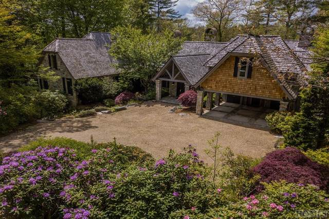 78 Whisper Fade Road, Cashiers, NC 28717 (MLS #95737) :: Berkshire Hathaway HomeServices Meadows Mountain Realty