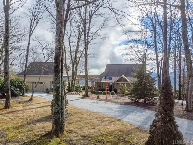 169 Foggy Ridge Road, Sapphire, NC 28774 (MLS #95809) :: Pat Allen Realty Group