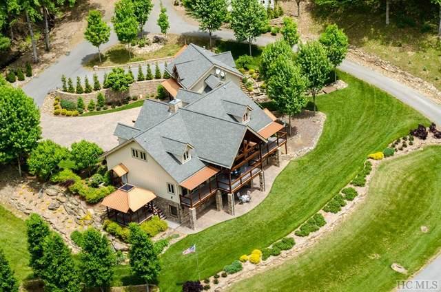 1209 Bradley Creek Road, Franklin, NC 28734 (MLS #95819) :: Pat Allen Realty Group