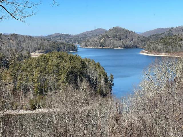 102 Sparkling Waters Drive, Glenville, NC 28736 (MLS #95820) :: Pat Allen Realty Group
