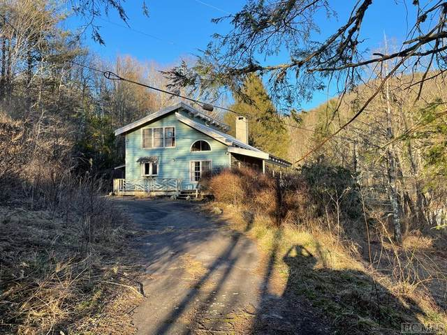 88 Lost Horse Trail, Highlands, NC 28741 (MLS #95822) :: Pat Allen Realty Group
