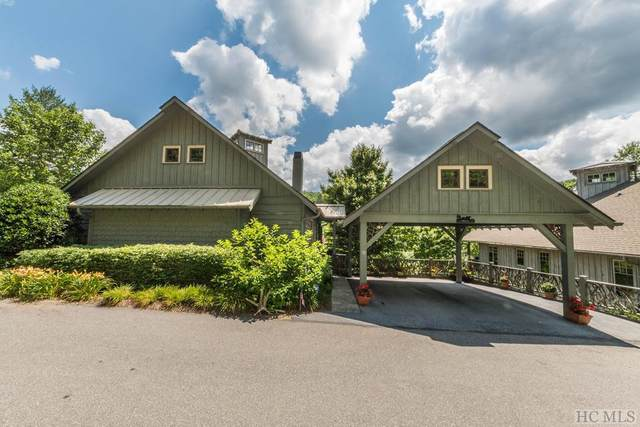 44 Hillside Lane, Cashiers, NC 28717 (MLS #95826) :: Pat Allen Realty Group