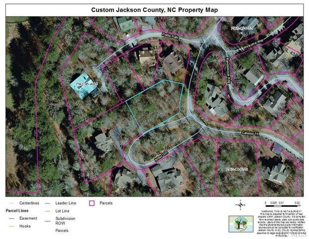 Lot# 14 Arbor Green, Cashiers, NC 28717 (MLS #95838) :: Berkshire Hathaway HomeServices Meadows Mountain Realty
