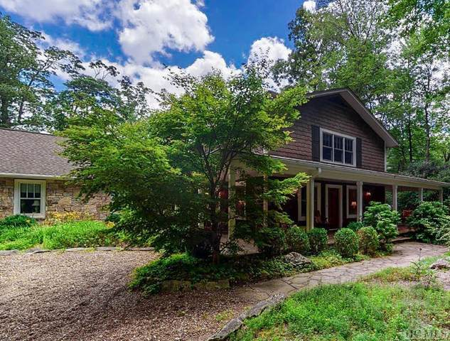 268 Ridge Road, Cashiers, NC 28717 (MLS #95842) :: Berkshire Hathaway HomeServices Meadows Mountain Realty