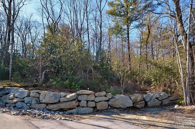 Lt 32/36 Rock Mountain Road, Sapphire, NC 28774 (MLS #95845) :: Pat Allen Realty Group