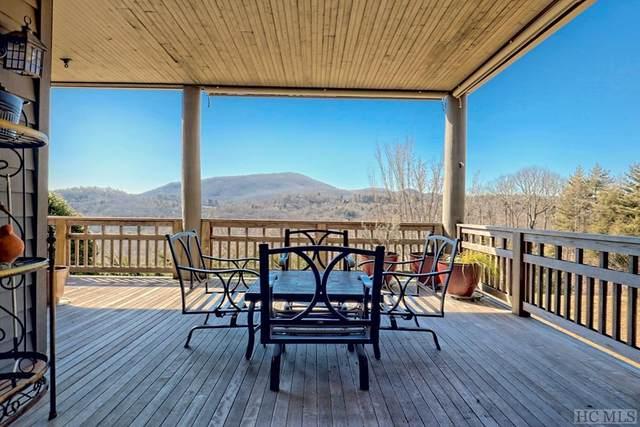 756 Trillium Ridge Road #202, Cullowhee, NC 28723 (MLS #95862) :: Berkshire Hathaway HomeServices Meadows Mountain Realty