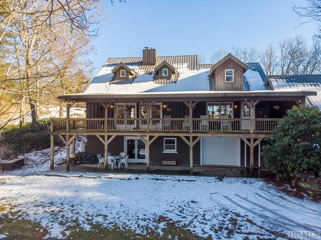 397 Booger Hollow Trail, Scaly Mountain, NC 28775 (MLS #95869) :: Pat Allen Realty Group