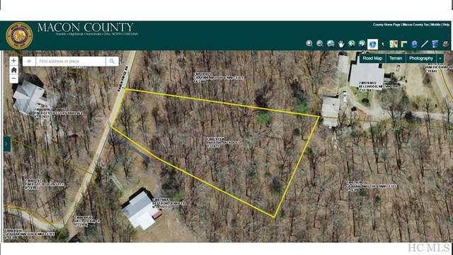 00 E Raven Ridge Road, Scaly Mountain, NC 28775 (MLS #95876) :: Berkshire Hathaway HomeServices Meadows Mountain Realty